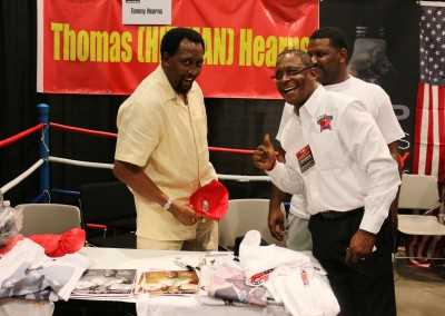 Tommy Hearns and Curtis Hunt 3