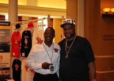 Curtis Hunt and Eddie Mustafa Mohammed
