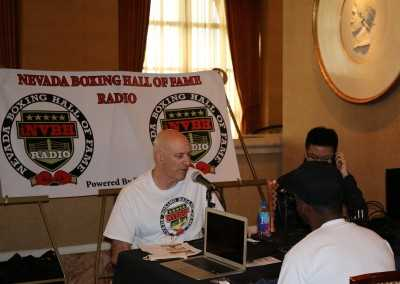 Rich Marotta NVBHOF CEO and Curtis Hunt
