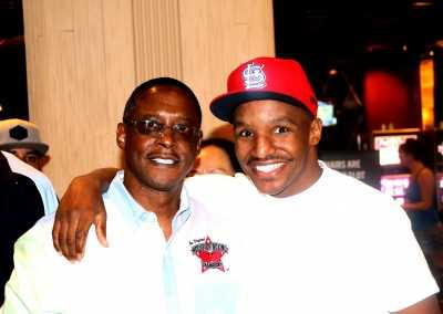 Curtis Hunt and Devon Alexander
