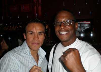 Curtis Hunt and Juan Marquez