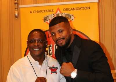 Curtis Hunt and Badu Jack
