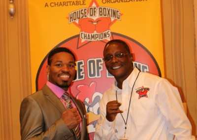 Shawn Showtime Porter and Curtis Hunt