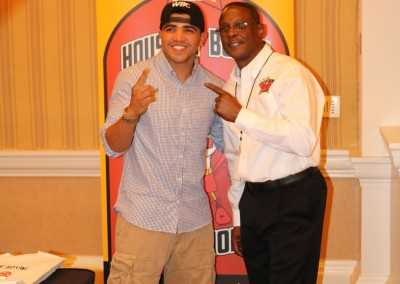 Victor Ortiz and Curtis Hunt 2