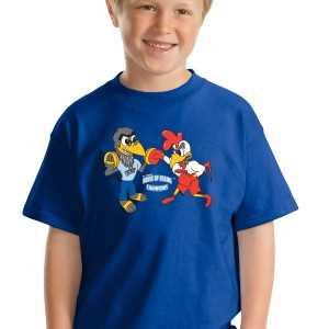 Boy's T-Shirt Punchie-Trainer Glove