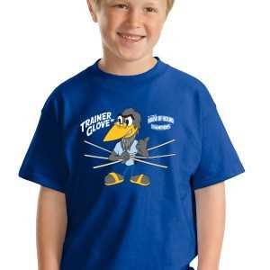 Boy's T-Shirt Trainer Glove