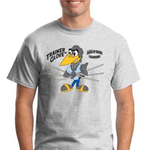 Men's T-shirts Trainer Glove