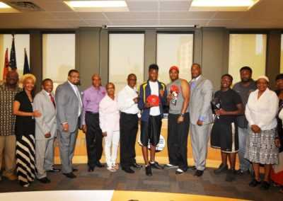 Benton Harbor Mayor and city Commissioners