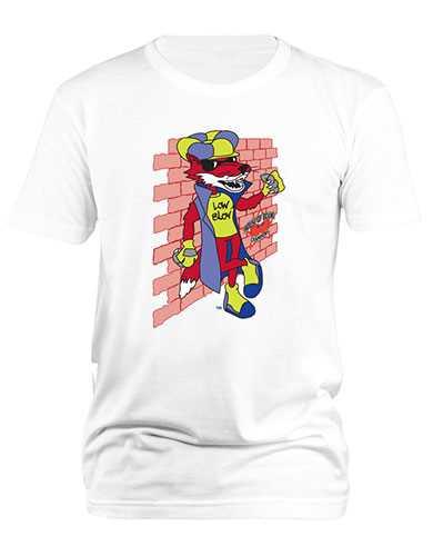 Low Blow Short-Sleeve T-shirt Mens