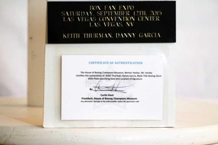 Keith Thurman, Danny Garcia