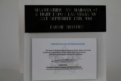 Earnie Shavers