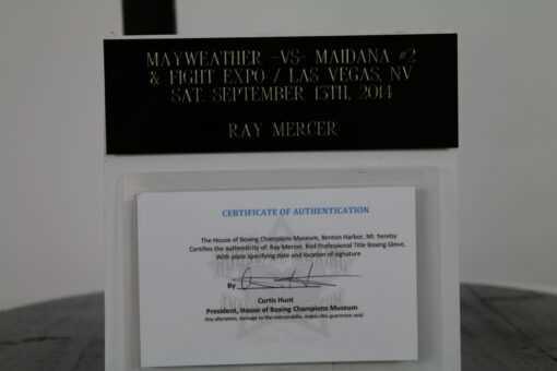Ray Mercer
