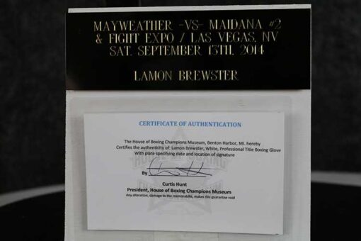 Lamon Brewster
