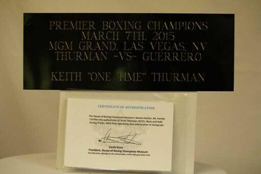 Keith Thurman