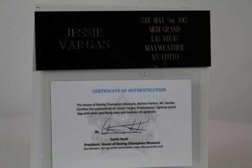 Jessie Vargas