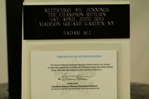 Sadam Ali