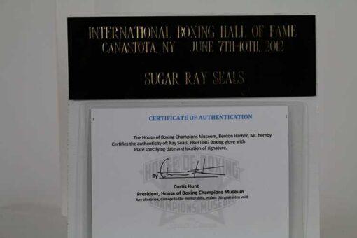 Sugar Ray Seals
