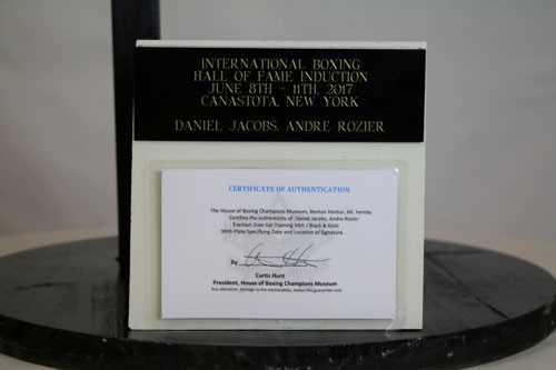 Daniel Jacobs & Andre Rozier